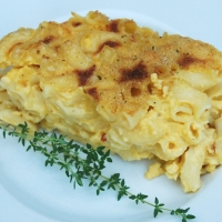 Creamy, incredible macaroni and cheese