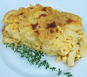 Mama Steph's mac-n-cheese
