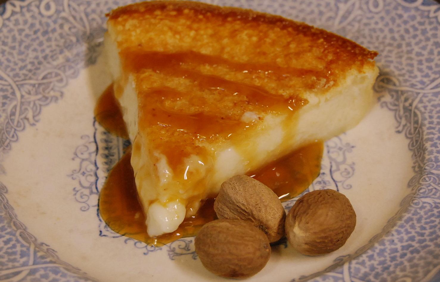 Simple Crème Brûlée Pie – In Mama Steph's Kitchen