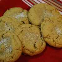 Operation Bacon-Ginger Cookies