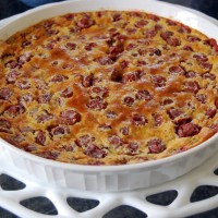 Simple and Beautiful Clafoutis: A Taste of Summer in France on Your Table