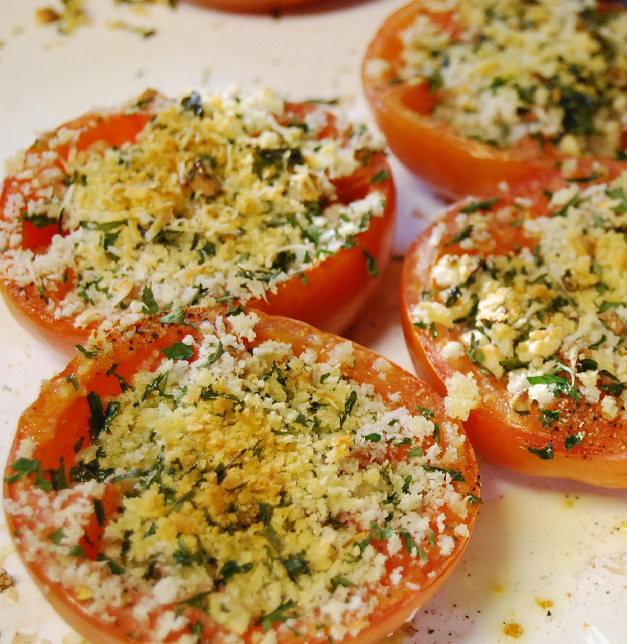 Tomatoes Provencal Recipes — Dishmaps