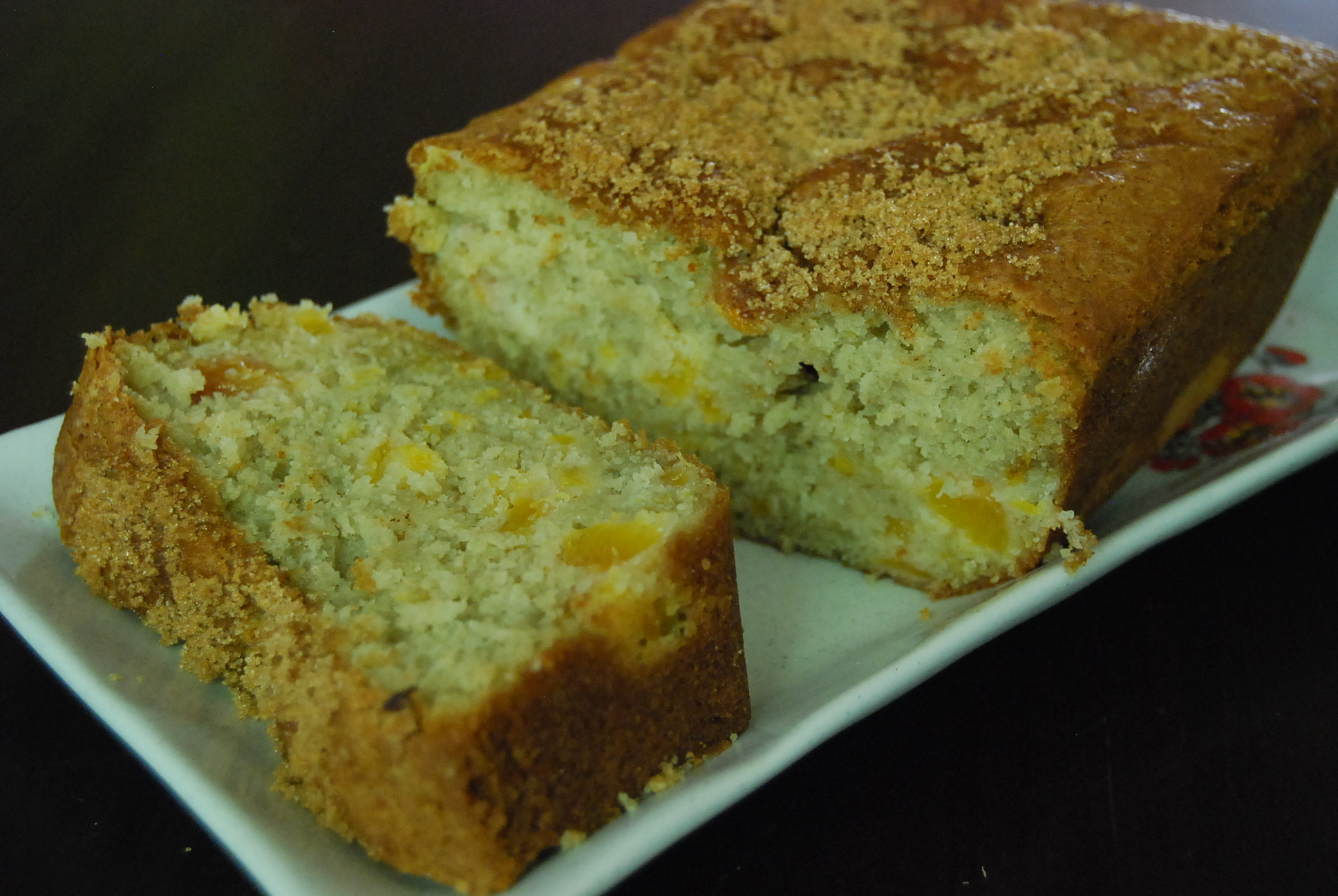 Vintage Peach Bread for Your Vintage Dad | In Mama Steph's ...