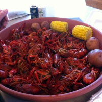 Mudbugs, my family, and me