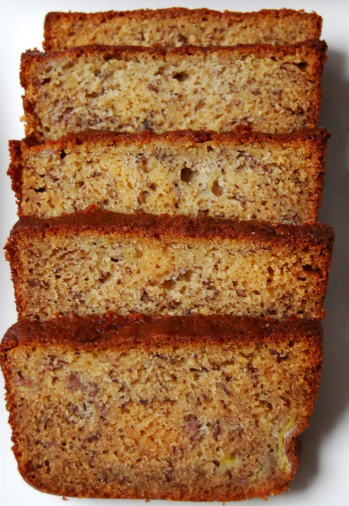 The perfect banana bread in mama stephs kitchen brbr forumfinder Choice Image