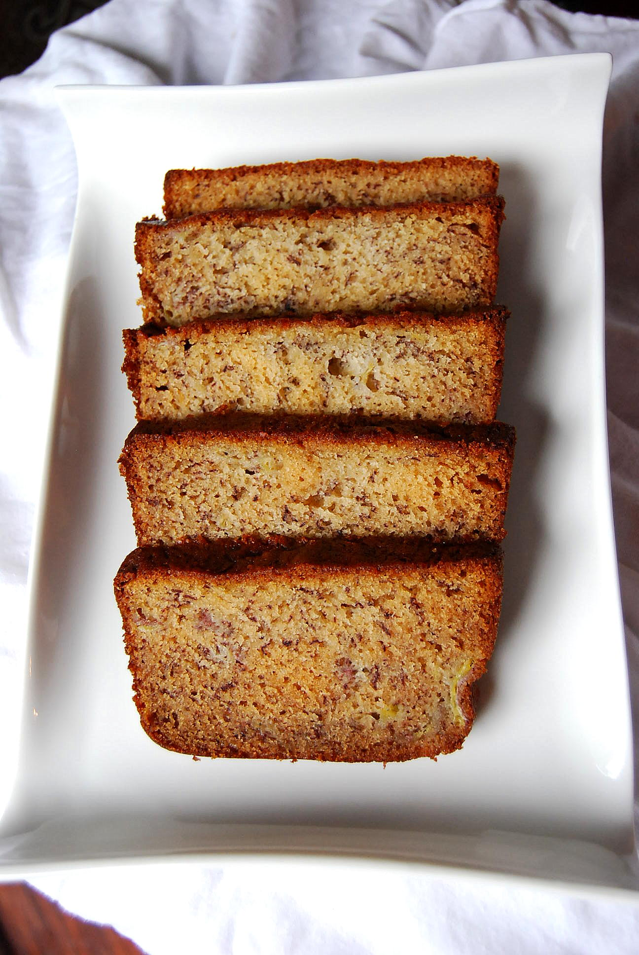 The perfect banana bread in mama stephs kitchen i forumfinder Image collections