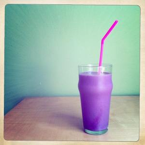 purple cow drink (source: Flickr's Bethany L. King)