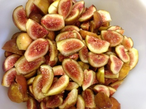 Mama Steph's quarterd figs for preserves