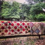 Mama Steph's vintage quilts
