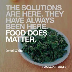 food matters greens
