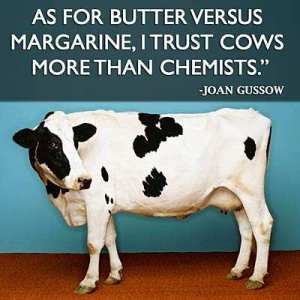 butter quote cow