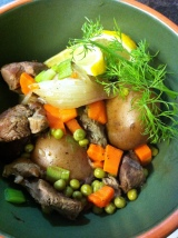 A Bright, Simple Stew From The EmeraldIsle