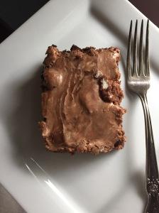 Mama Steph's Mississippi Mud cake