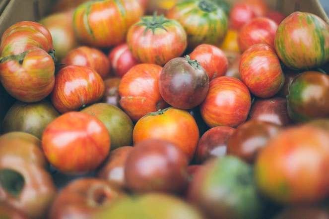 tomatoes heirloom