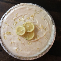 Summertime cool-down: Lemon ice cream pie